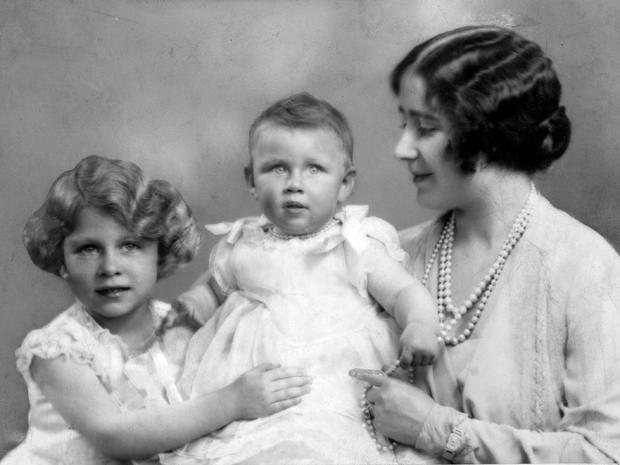 Royal babies - a history