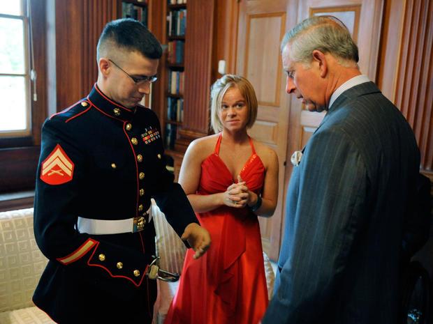 Prince Charles in Washington