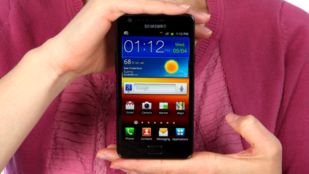 Samsung Galaxy S II to ship in September
