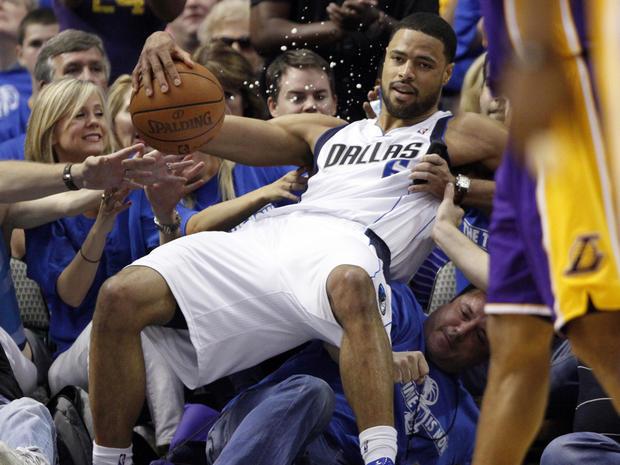 2011 NBA Playoffs - second round