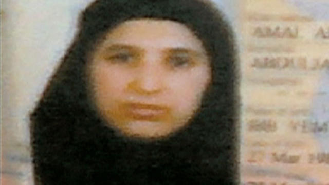 Bin Laden Wife