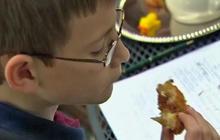 10-year-old food critic