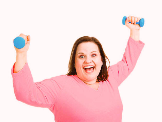 Fitness tips for fat folks photo pictures cbs news