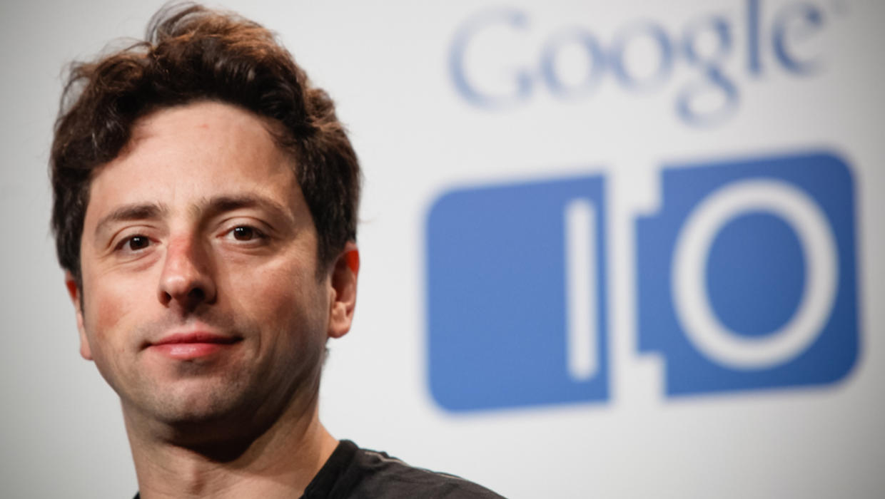 the leadership style of sergey brin