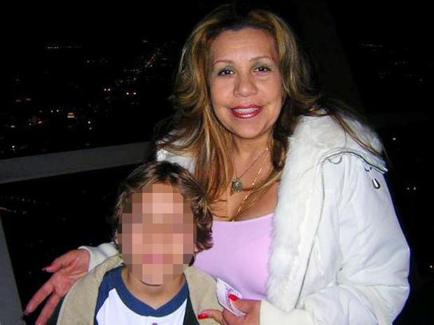 The mother of Arnold Schwarzenegger's love child