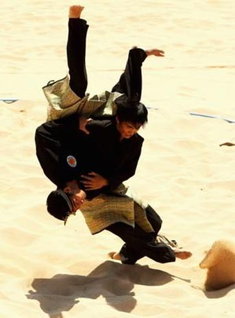 World's deadliest martial arts