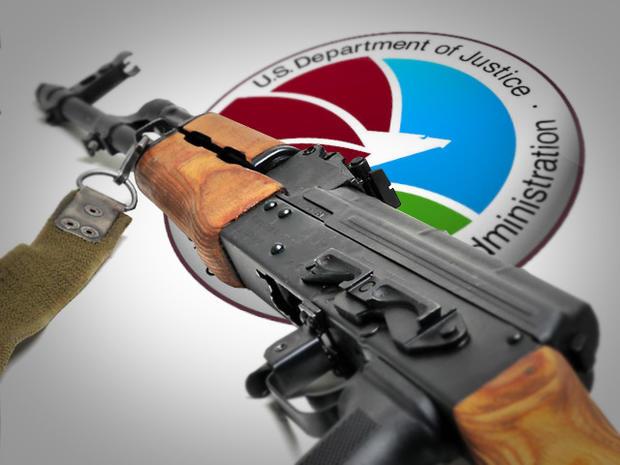 "DEA Accidentally Finds Guns from ATF ""Gunwalker"" Case"
