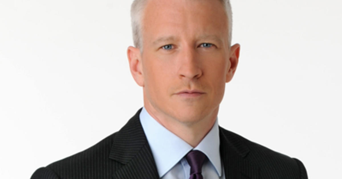 Anderson Cooper Contributor 60 Minutes