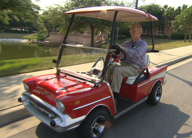 Extreme Golf Carts Photo 1 Pictures Cbs News