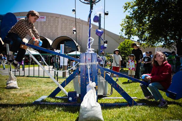 An otherworldly extravaganza: Maker Faire 2011