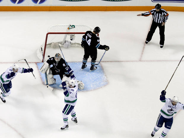 2011 NHL Conference Finals