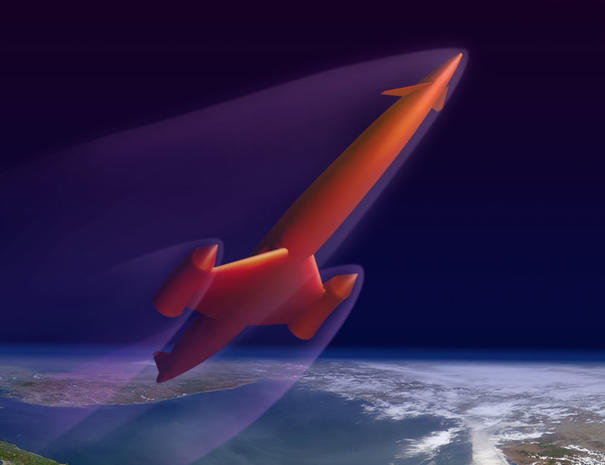 Space plane of tomorrow