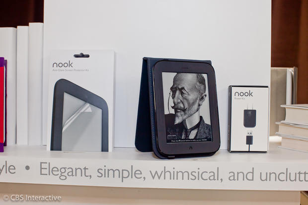 Taking a look at the new Nook