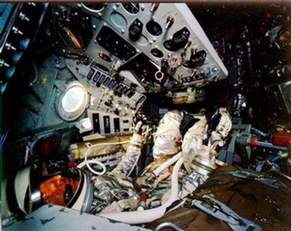 50 years of spaceflight