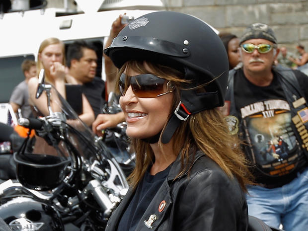 Sarah Palin in D.C.