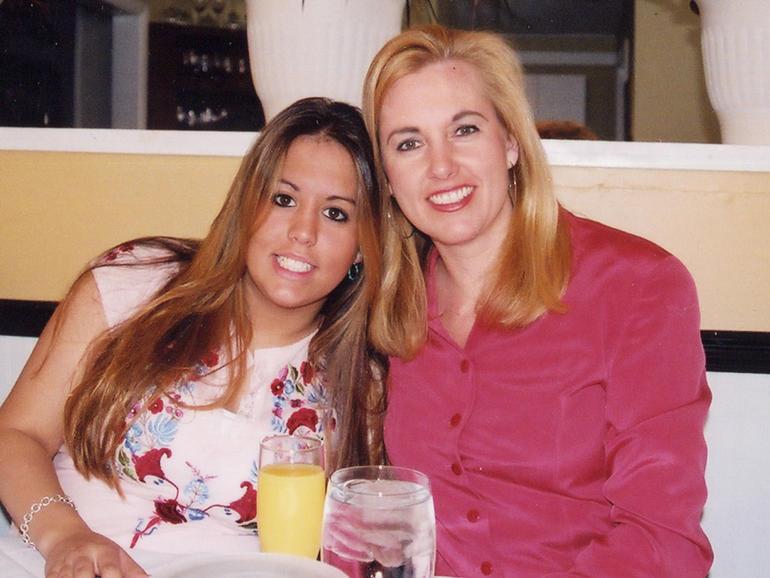 Noura and Jennifer Jackson