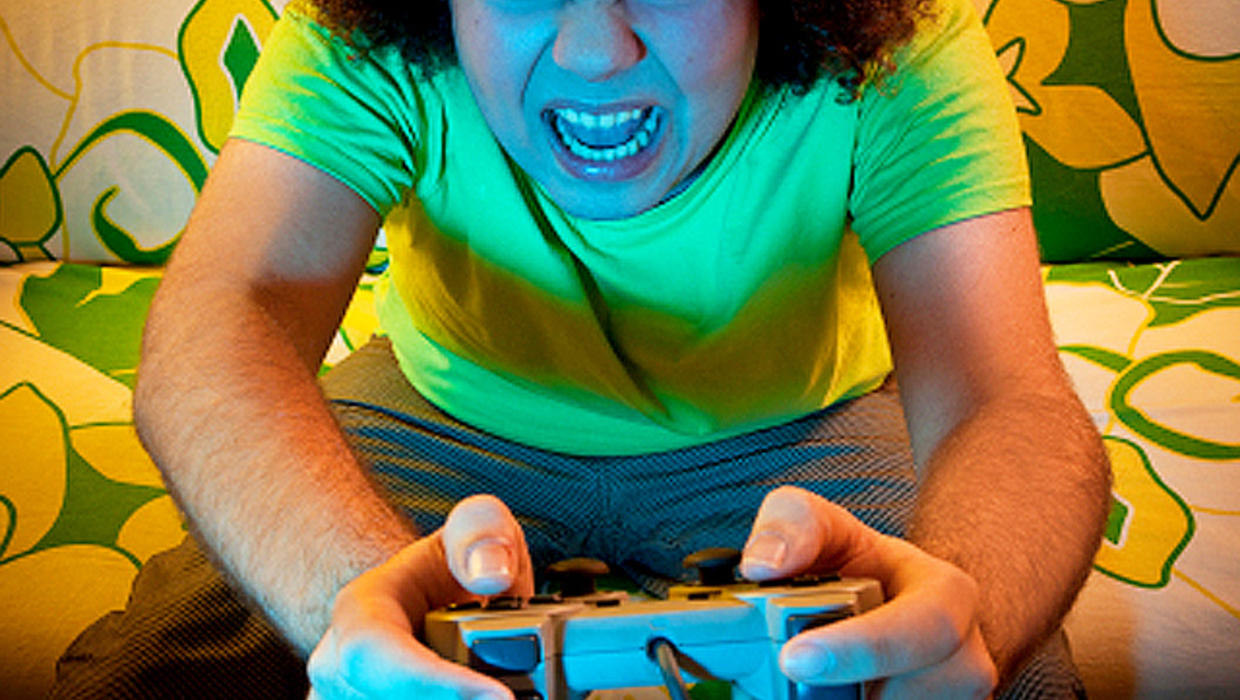video games and aggression