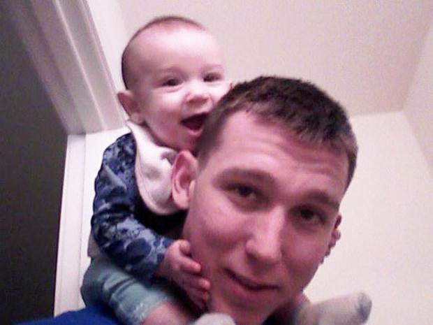 Soldier guilty of murdering wife, baby daughter
