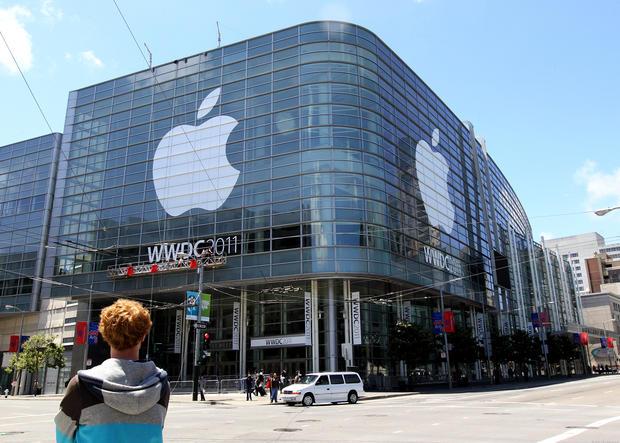 Apple iCloud takes shape