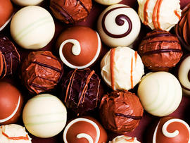 chocolate, angel, woman, pretty, wings, diet, food, heaven, sweets, desert, stock, 4x3