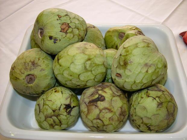 Weird Green Fruits 6