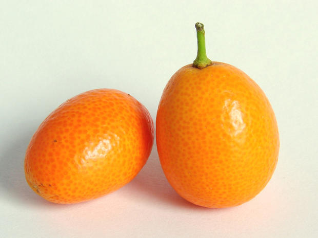 Weird Orange Fruits 6