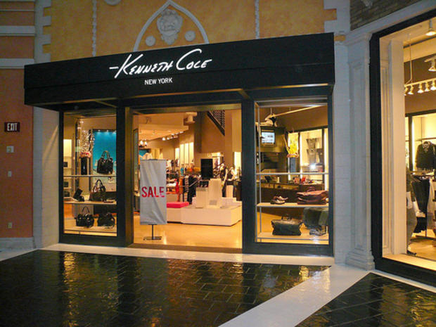 Kenneth Cole: Mideast Uprisings Aren't For Sales
