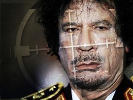 Gaddafi  Libya