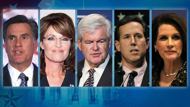 The narrowing GOP presidential field