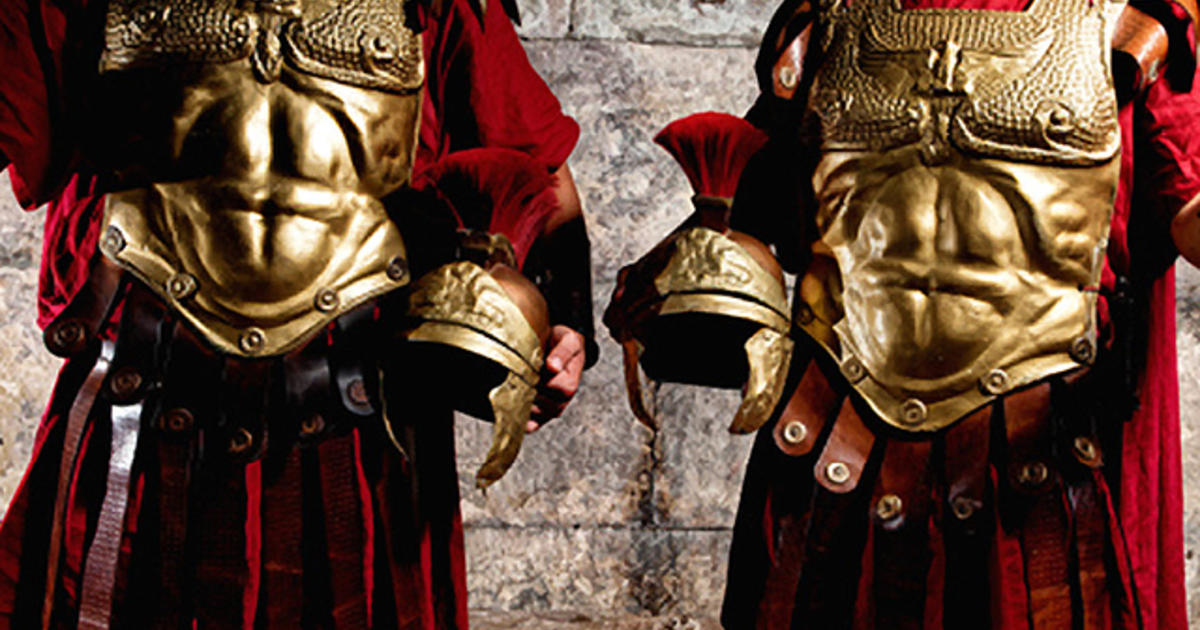 Gladiator S Tombstone Talks Quot We Wuz Robbed Quot Cbs News