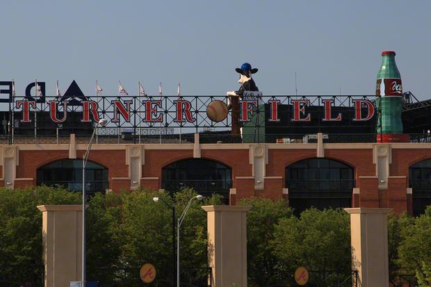 Ballpark Roadtrip: Turner Field