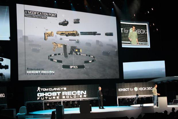 E3 2011: Microsoft Press Conference