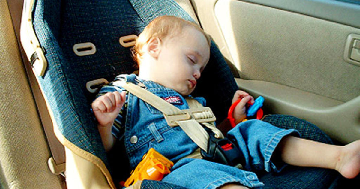 U.S. children at risk from poor adherence to car seat guidelines ...