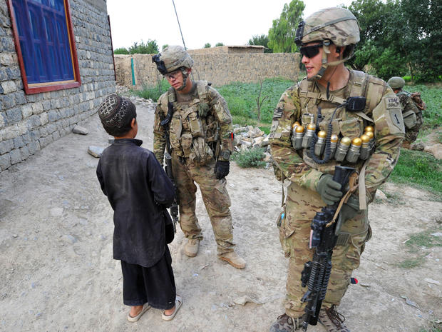Afghanistan, children