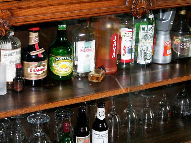 Loss of alcohol tolerance