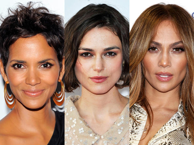 Most requested chin/jawline among women - Celebrity body