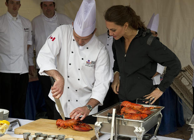 Will and Kate on Prince Edward Island