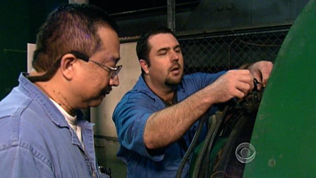 Shuttle elevator workers