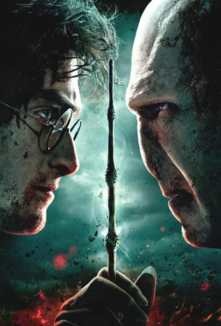 Harry Potter: The final film