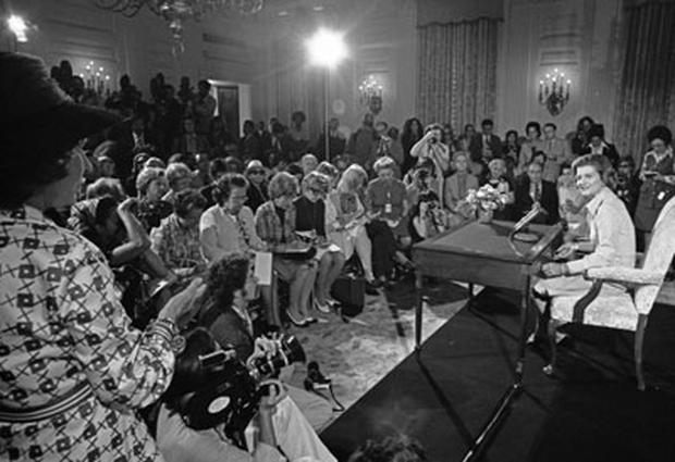 Betty Ford: An American original