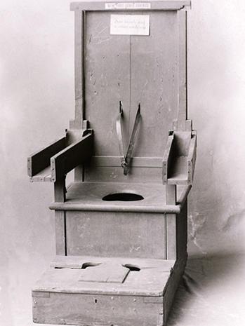 Utica crib - 19th and 20th century psychiatry: 22 rare