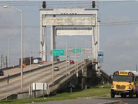 Danziger Bridge, New Orleans