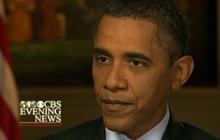 "Obama ""cannot guarantee"" Social Security checks"