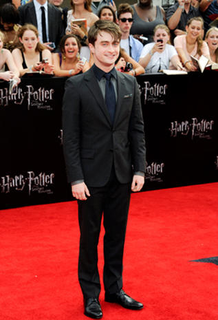 """Harry Potter and the Deathly Hallows: Part 2"" premieres in New York"