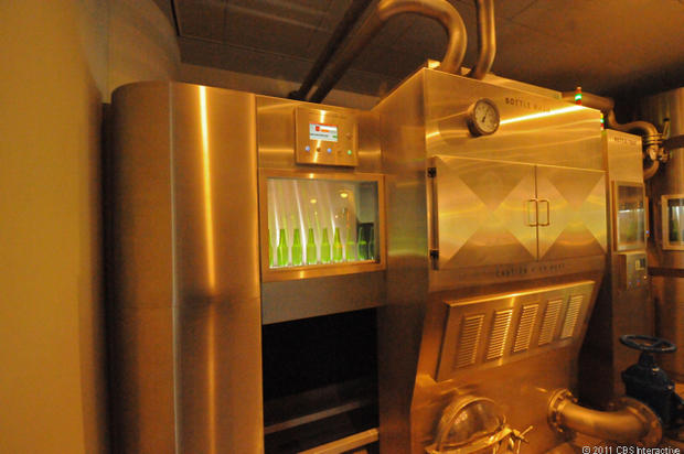 "An inside look at the ""Heineken Experience"""