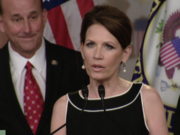 """Bachmann: I call on Obama to """"tell the truth"""""""