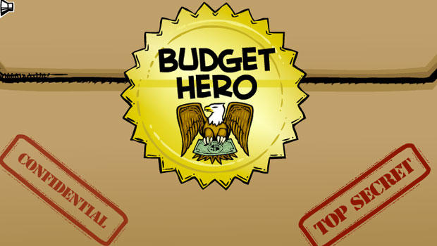Computer game gives people shot at managing budget
