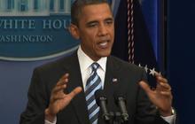 Obama: We don't need a balanced budget amendment