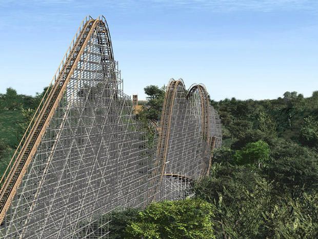 Worlds Best Roller Coasters Photo 23 Pictures Cbs News