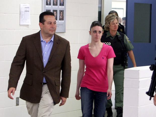 Casey Anthony release